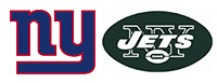 New York Giants <br> New York Jets